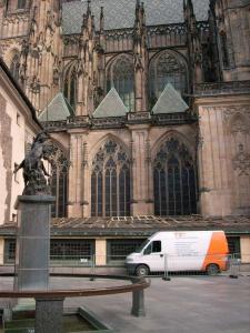 Sanace stropu Chrámu svatého Víta v Praze_Tesan