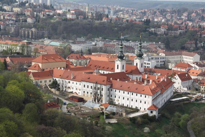 Strahovský_klášter